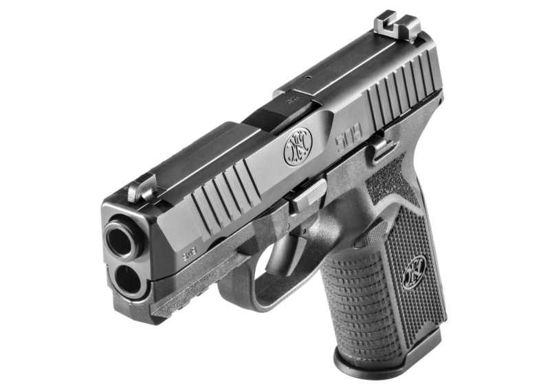 FN's new 509 9mm striker-fired pistol