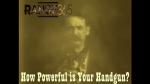 How Powerful Is Your Handgun? [VIDEO]