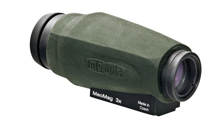 Meopta Introduces the MeoMag 3x Magnifier for Red Dot Sights