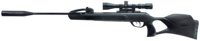 Gamo's 10-shot Swarm Magnum .22 caliber air rifle.