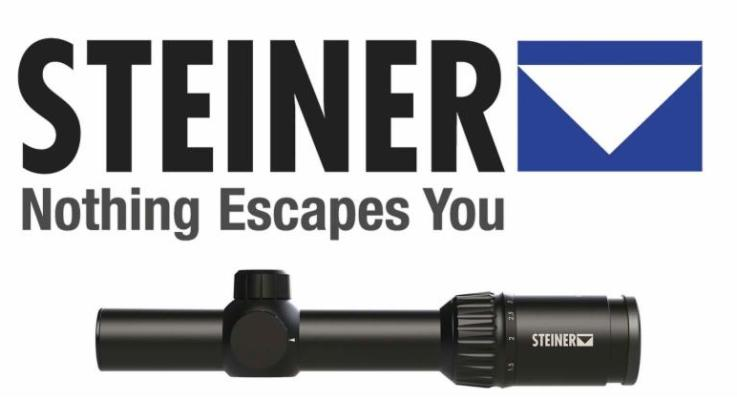 Steiner P4Xi Named 2018 Shooting Illustrated Optic of the Year