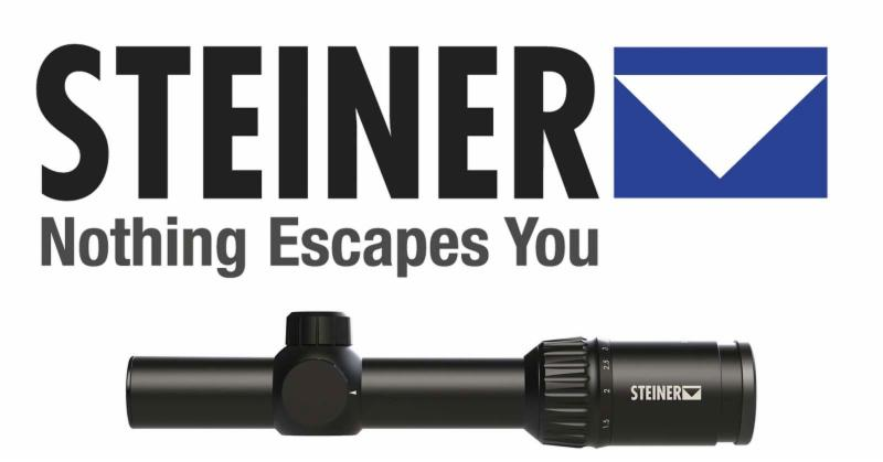 Steiner P4Xi Scope