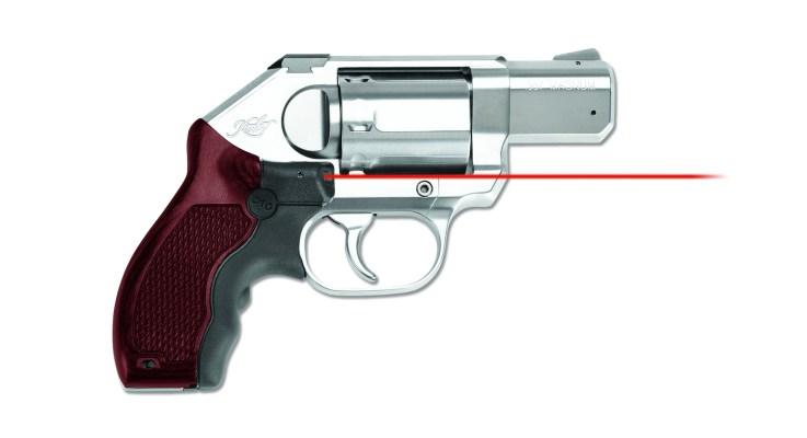 Crimson Trace Releases New Lasergrips for Kimber Revolver