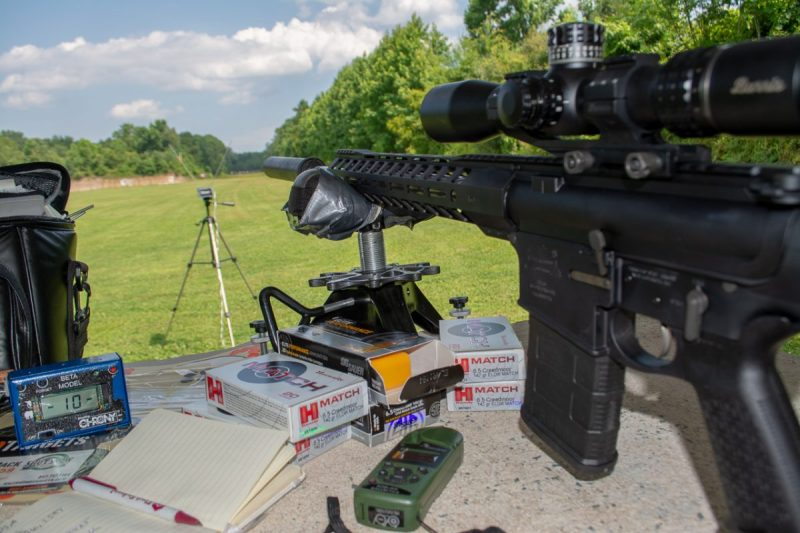 Standard AR rifles are great for the zero to 600 yards range, but a couple of calibers really shine for reaching out to 1,000 and more.