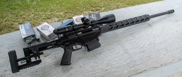 Ruger Precision Rifle in 6.5mm Creedmoor, an up Close Look