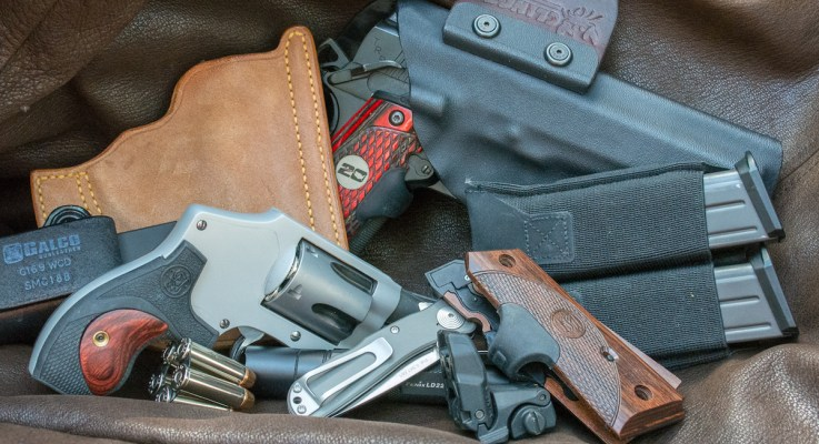 Concealed Carry Lessons: How Much Does Gear Really Matter?