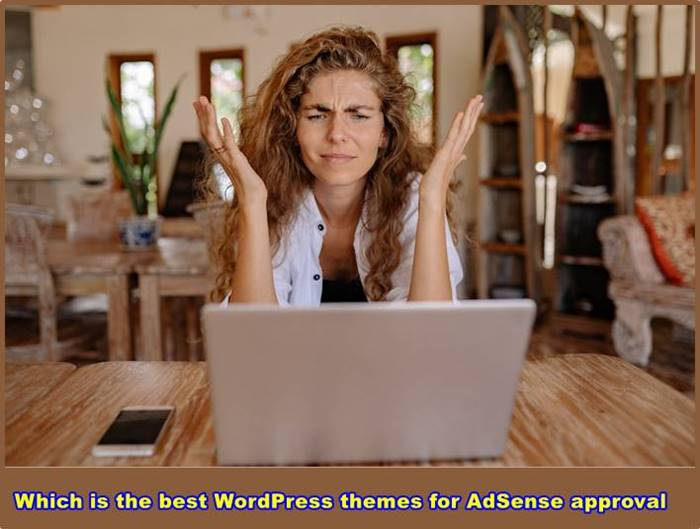 Which is the best WordPress themes for AdSense approval