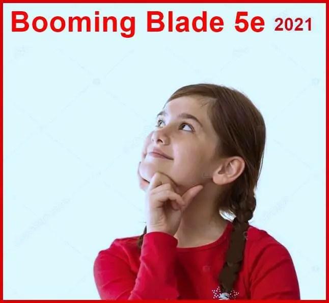 Booming Blade 5e