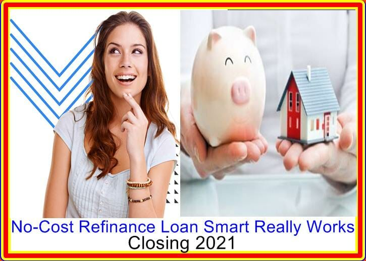 No Cost Refinance
