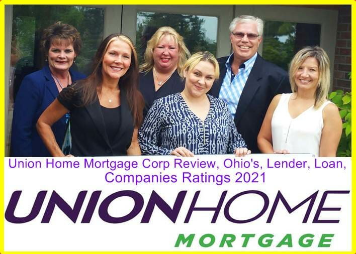 Union Home Mortgage Corp Review
