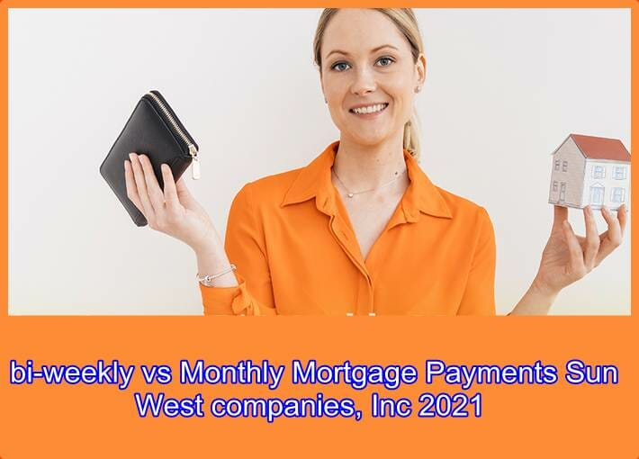 bi weekly Mortgage Payments companies
