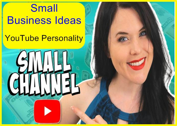 YouTube Personality