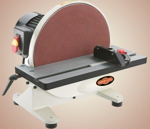 Shop Fox W1828 12-Inch Disc Sander