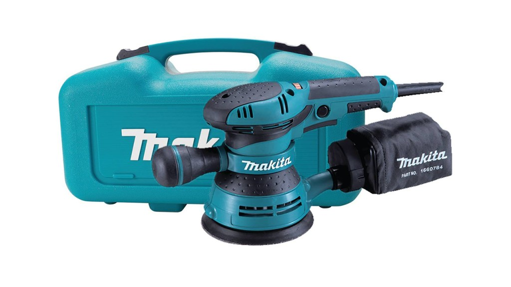 Makita BO5041K Orbit Sander Kit