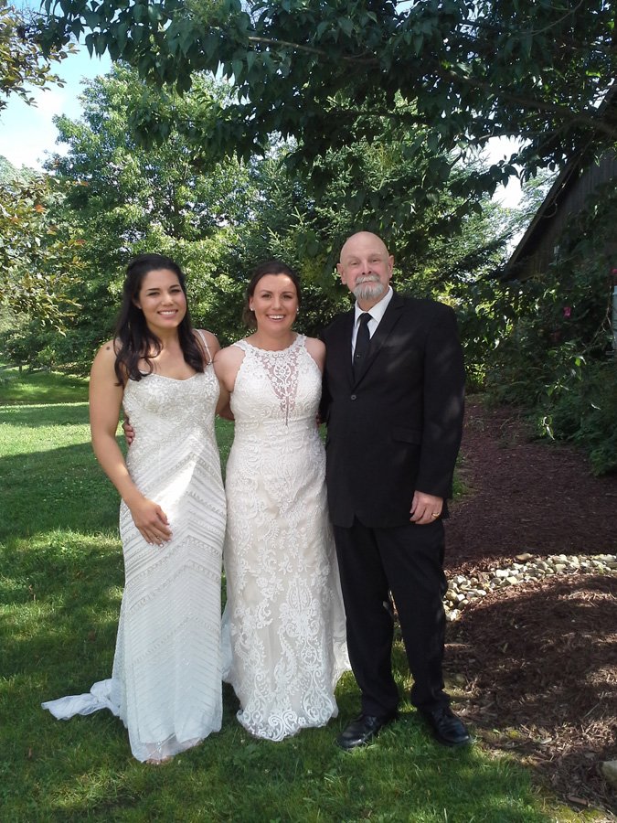 Photo Gallery   My Happy Day Wedding Officiants Pittsburgh Wedding Officiant