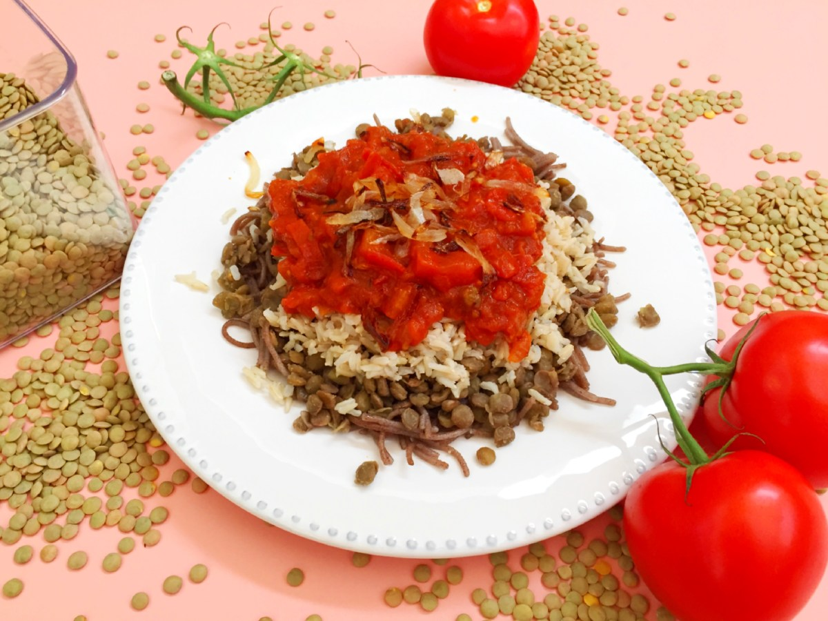 Koshari, Healthy Food