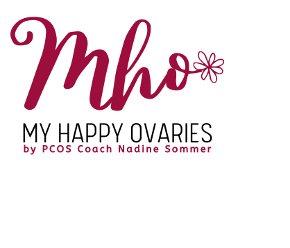 Logo Nadine Sommer My Happy Ovaries PCOS Coach