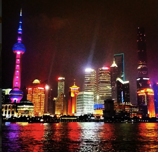 A 5 Night Love Affair with Shanghai