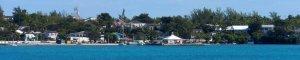 Harbour Island bay dock