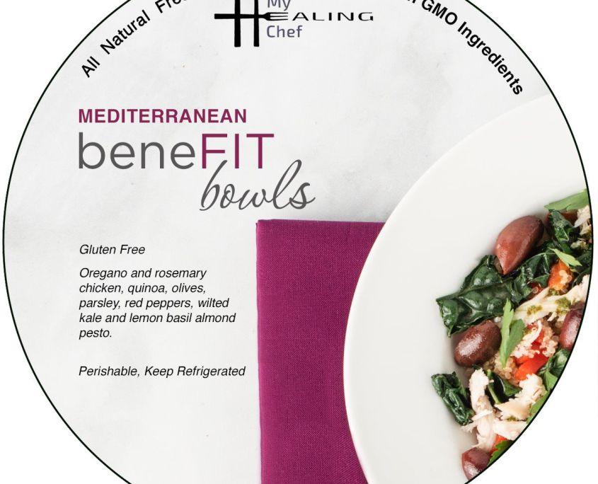 Mediterranean beneFit Bowls
