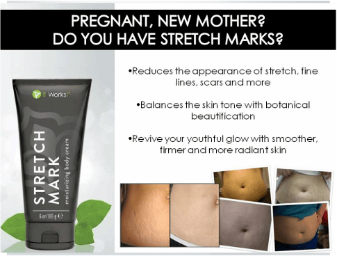 Stretch Mark Cream Health And Beauty