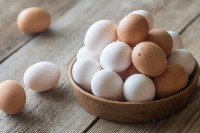 eggs for boosting libido