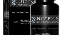 Nugenix Testosterone Booster Libido Enhancer Sex drive