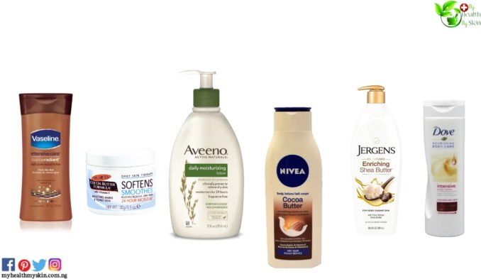 best creams for dark and-chocolate skin in nigeria
