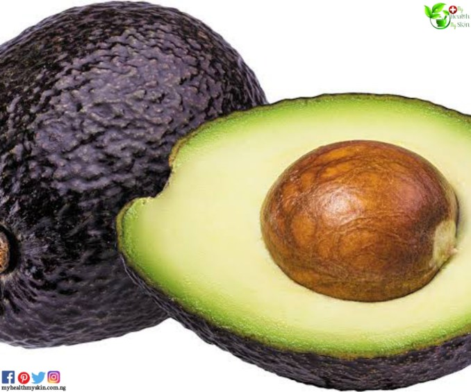 Avocado and seed