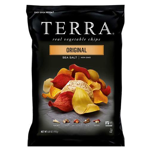 TERRA Original Chips with Sea Salt, 6.8 oz