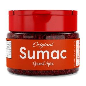 USimplySeason Sumac Spice (Original Powder, 2.6 Ounce)