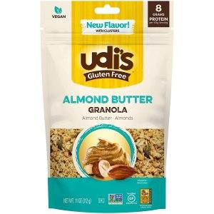 Udi's Gluten Free Almond Butter Granola, 11 oz.