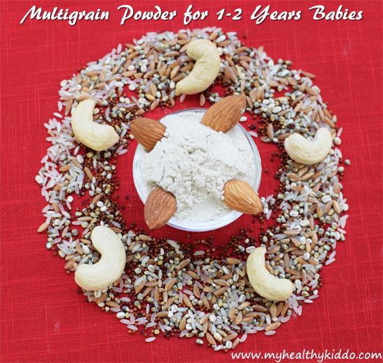 Homemade Sathu Maavu Recipe for Babies-1