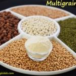 Homemade Multigrains Atta