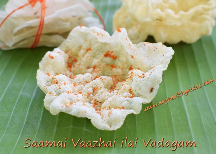 Little Millet Vadaam-2