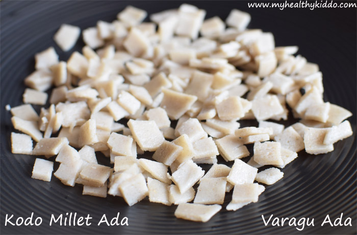 How to make Homemade Millet Adaa-2