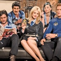 """""""They call us Danger 5!"""""""