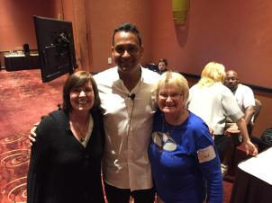 2016 Colleen, me, and IMD Roscoe Taylor (2)