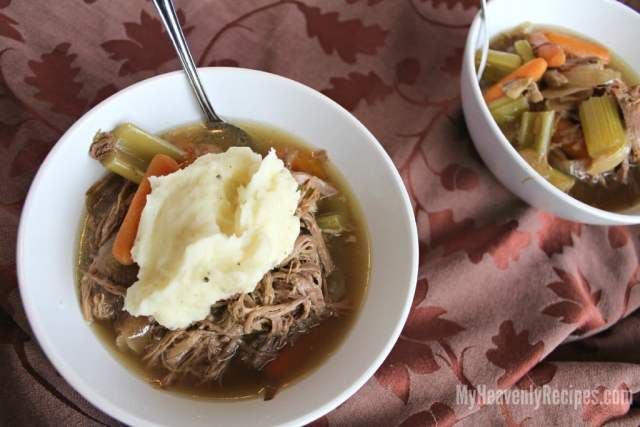 Crock Pot Pot Roast Recipe My Heavenly Recipes