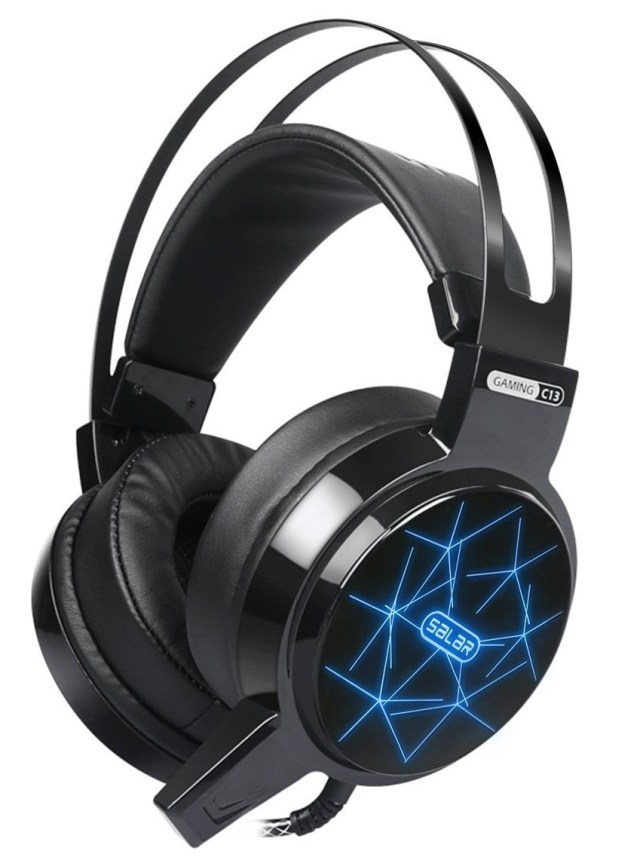 Salar C13 Gaming Headphones