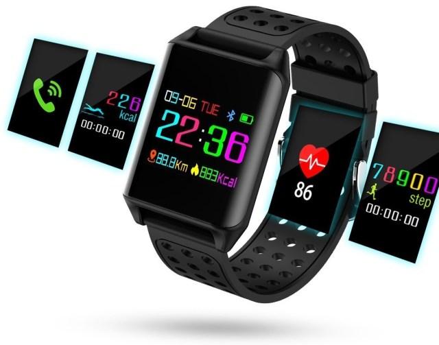 Hizek Smart Watch