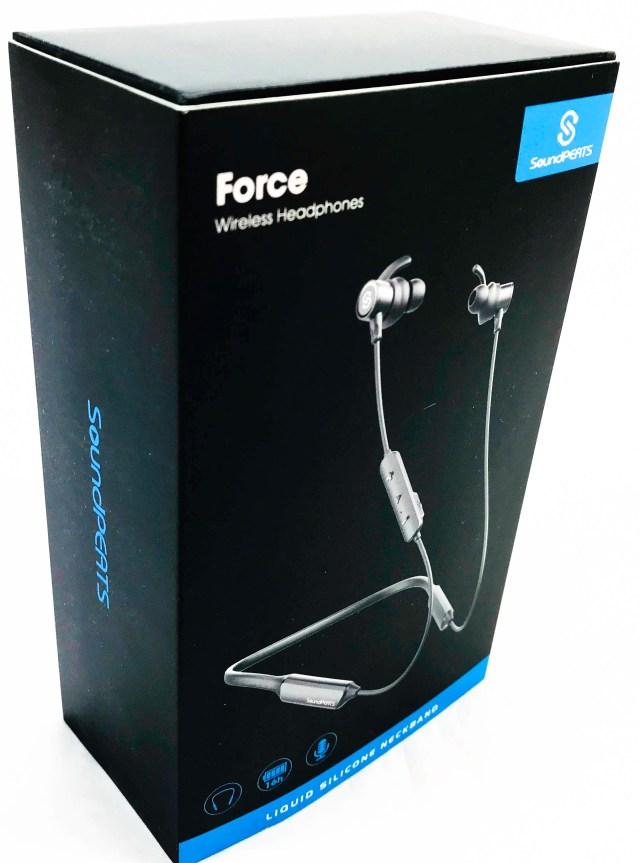 SoundPEATS Force Earphones