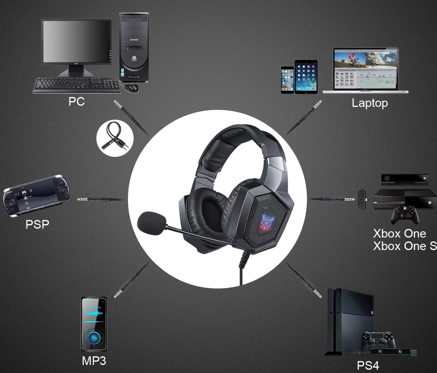 ONIKUMA K8 Gaming Headset | My Helpful Hints | Honest Reviews