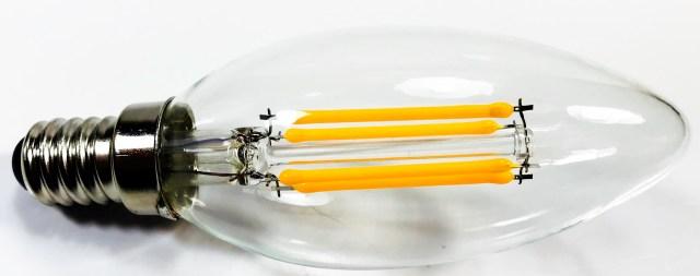 COOWOO LED Candelabra Bulbs