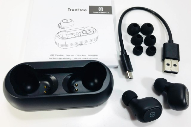 SoundPEATS TrueFree Earphones