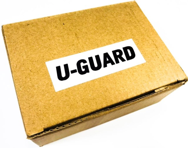 U-GUARD Key Safe Lock