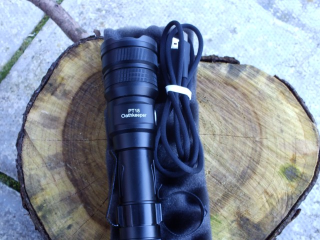 Brinyte PT18 Oathkeeper Flashlight