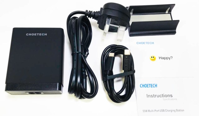CHOETECH USB Wall Charger