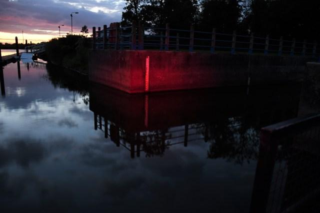 The Red LED at Range