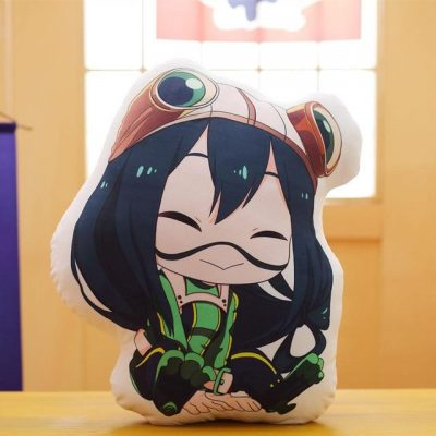 40cm my hero academia pillow plush doll